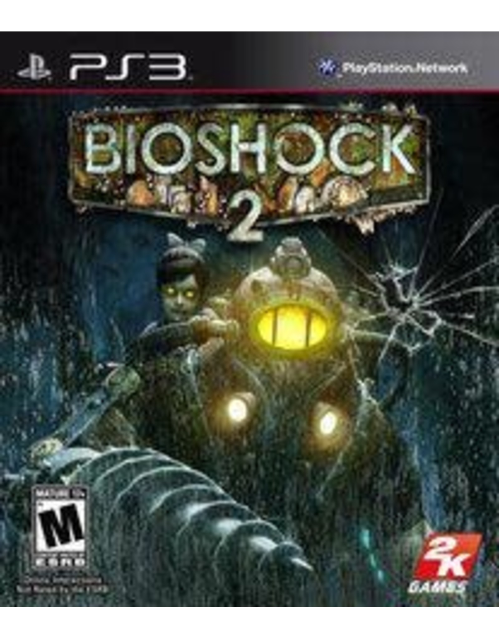 Playstation 3 BioShock 2 (CIB)
