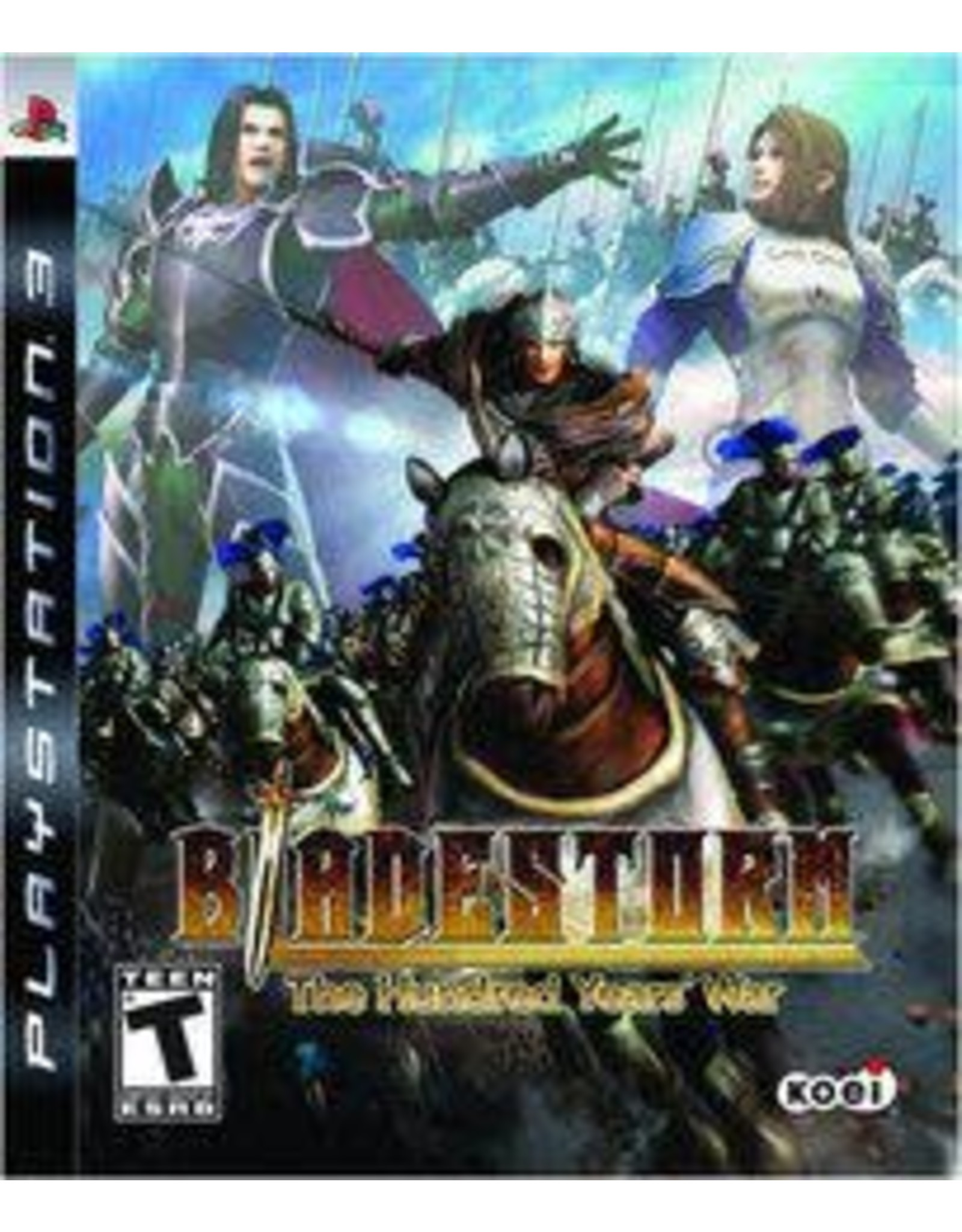 Playstation 3 Bladestorm The Hundred Years War