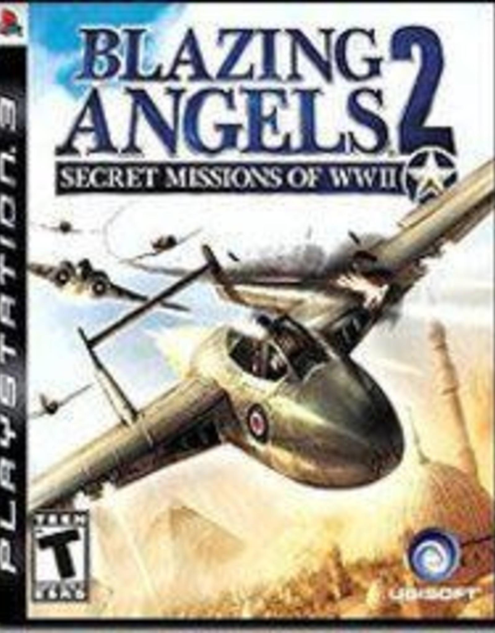 Playstation 3 Blazing Angels 2 Secret Missions of WWII