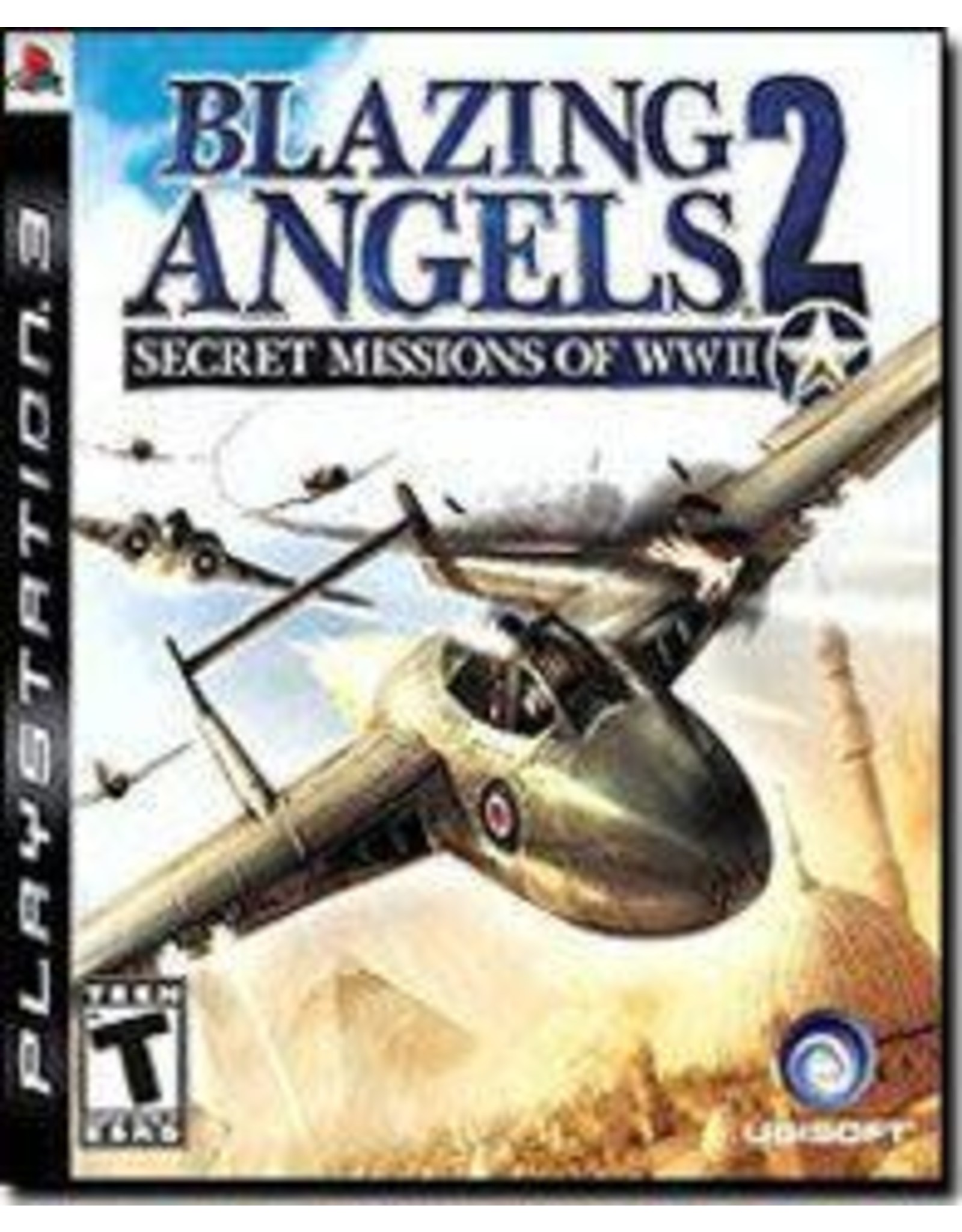 Playstation 3 Blazing Angels 2 Secret Missions of WWII (CiB)