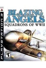 Playstation 3 Blazing Angels Squadrons of WWII (CIB)