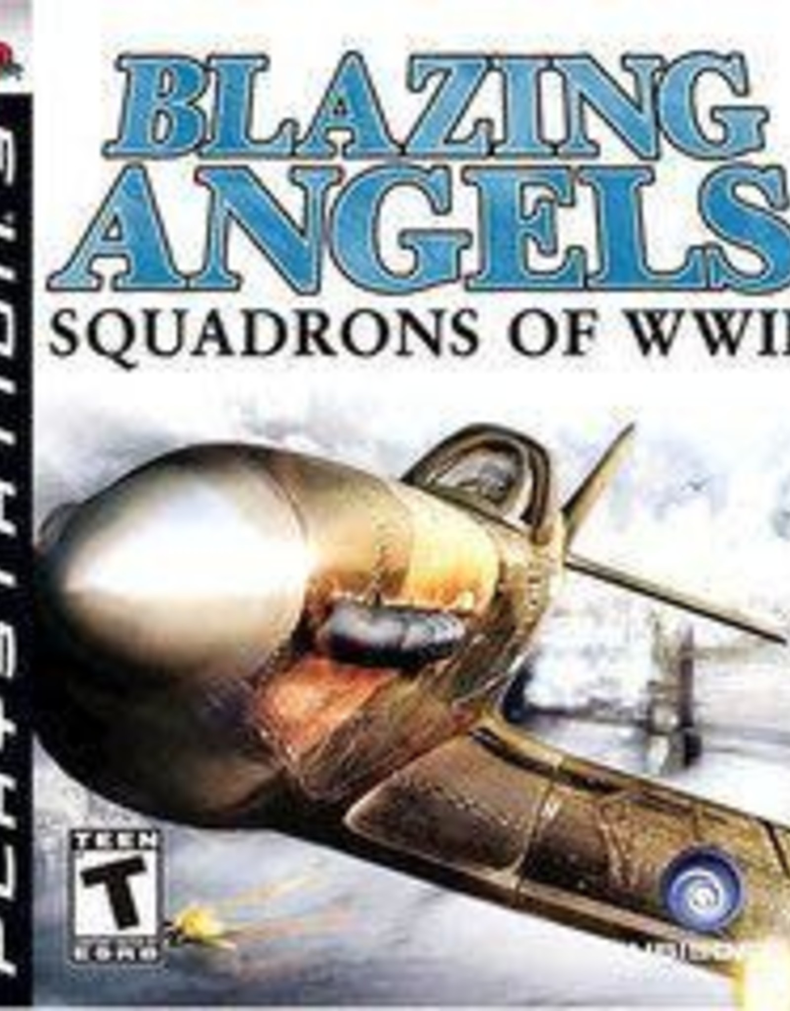 Playstation 3 Blazing Angels Squadrons of WWII (CIB)