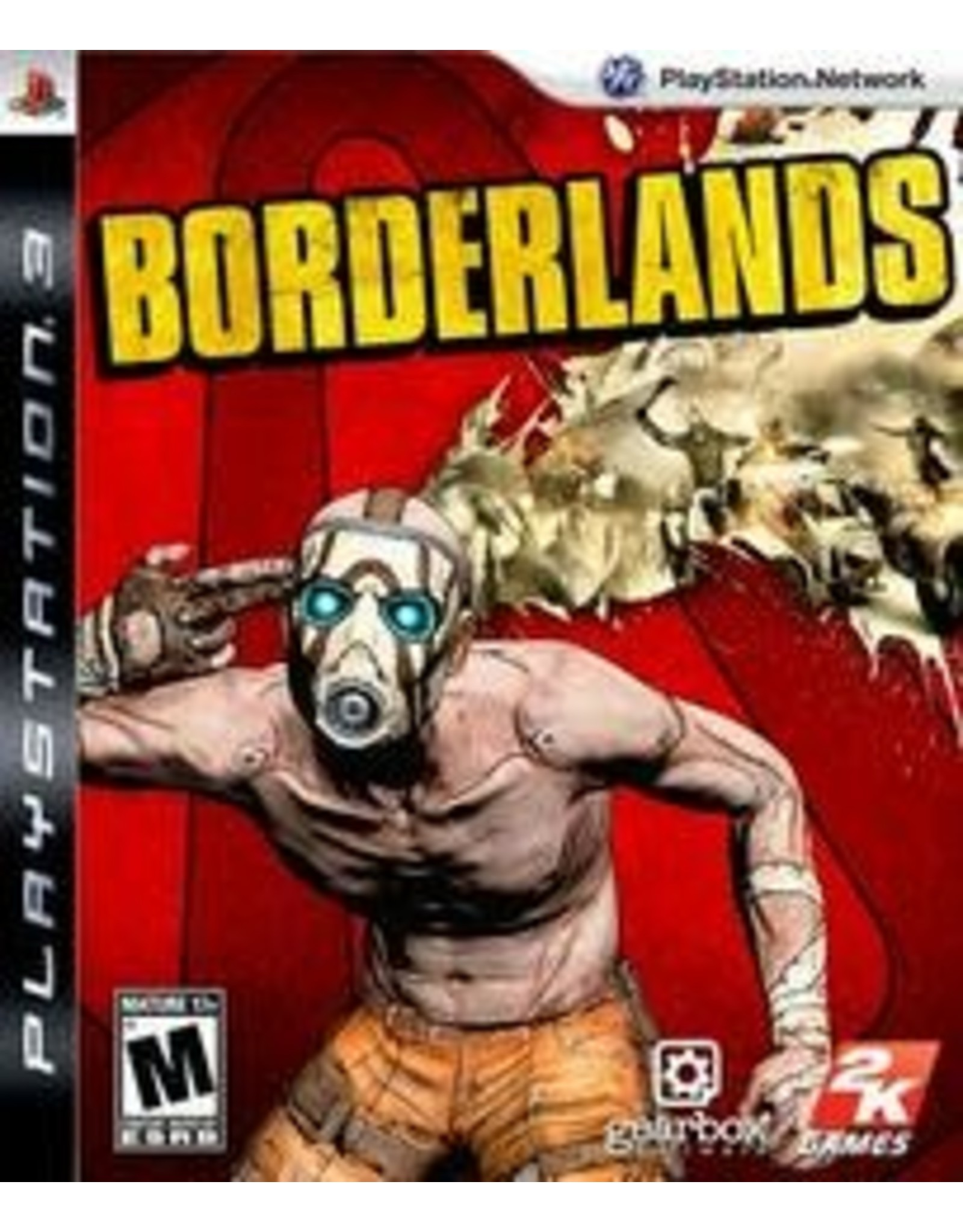 Playstation 3 Borderlands (CIB)