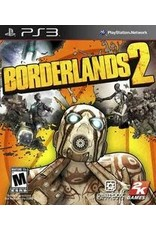 Playstation 3 Borderlands 2 (CIB)