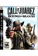 Playstation 3 Call of Juarez: Bound in Blood (CiB)