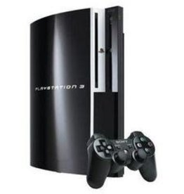 Playstation 3 Playstation 3 System 80GB (Backwards compatible. Plays PS1, PS2 and PS3)