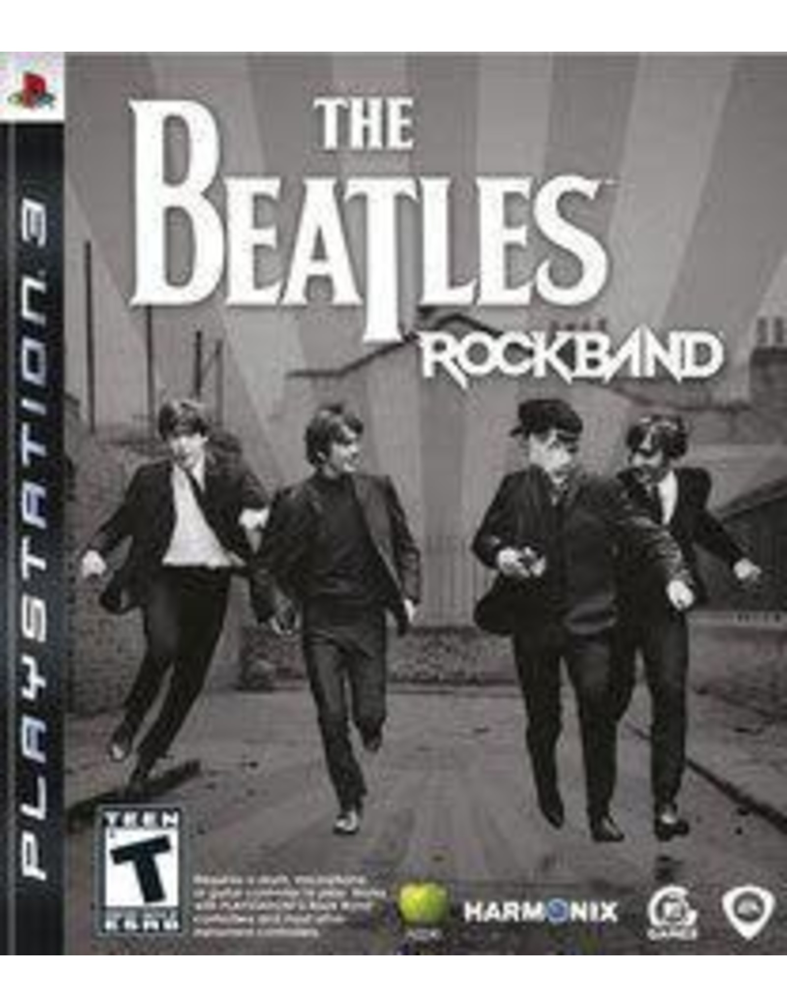 Playstation 3 Beatles: Rock Band (CiB)