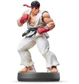 Amiibo Ryu Smash Bros.