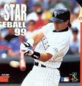 Nintendo 64 All-Star Baseball 99