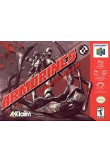 Nintendo 64 Armorines Project SWARM (Cart Only)