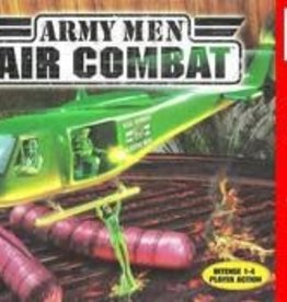 Nintendo 64 Army Men Air Combat
