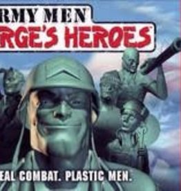 Nintendo 64 Army Men Sarge's Heroes (Cart Only)