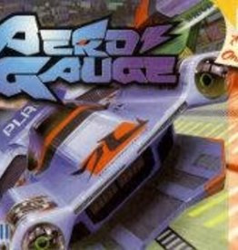 Nintendo 64 Aero Gauge