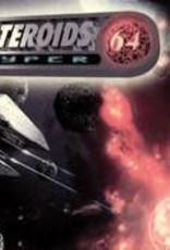 Nintendo 64 Asteroids Hyper 64