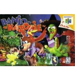 Nintendo 64 Banjo-Kazooie (Cart Only)