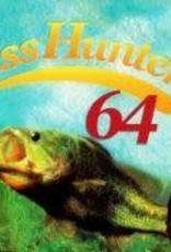 Nintendo 64 Bass Hunter 64
