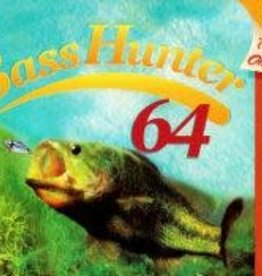 Nintendo 64 Bass Hunter 64