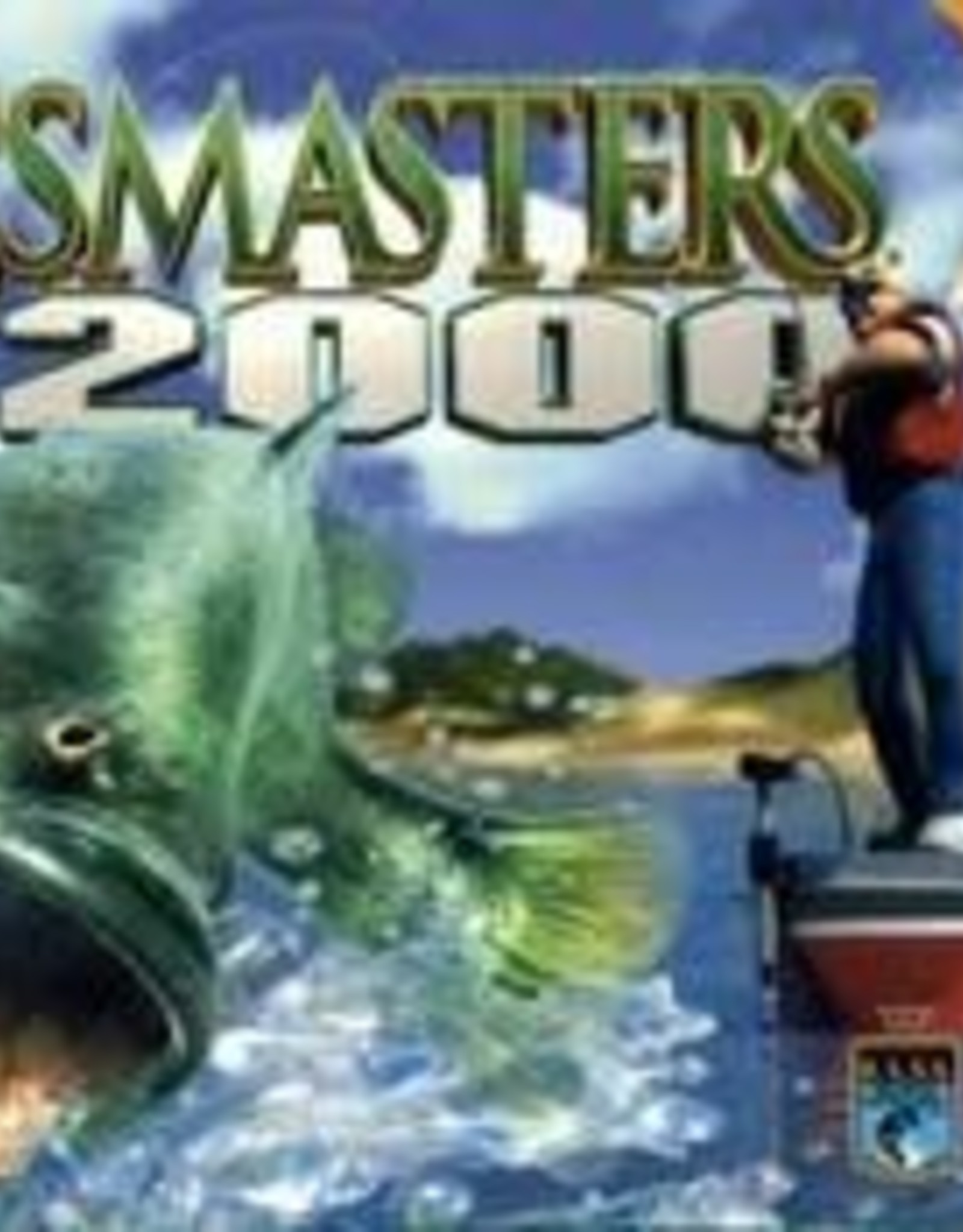 Nintendo 64 Bass Masters 2000 (Cart Only)