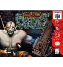 Nintendo 64 Biofreaks (Cart Only)