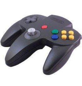 Nintendo 64 N64 Nintendo 64 Controller (OEM, Black)