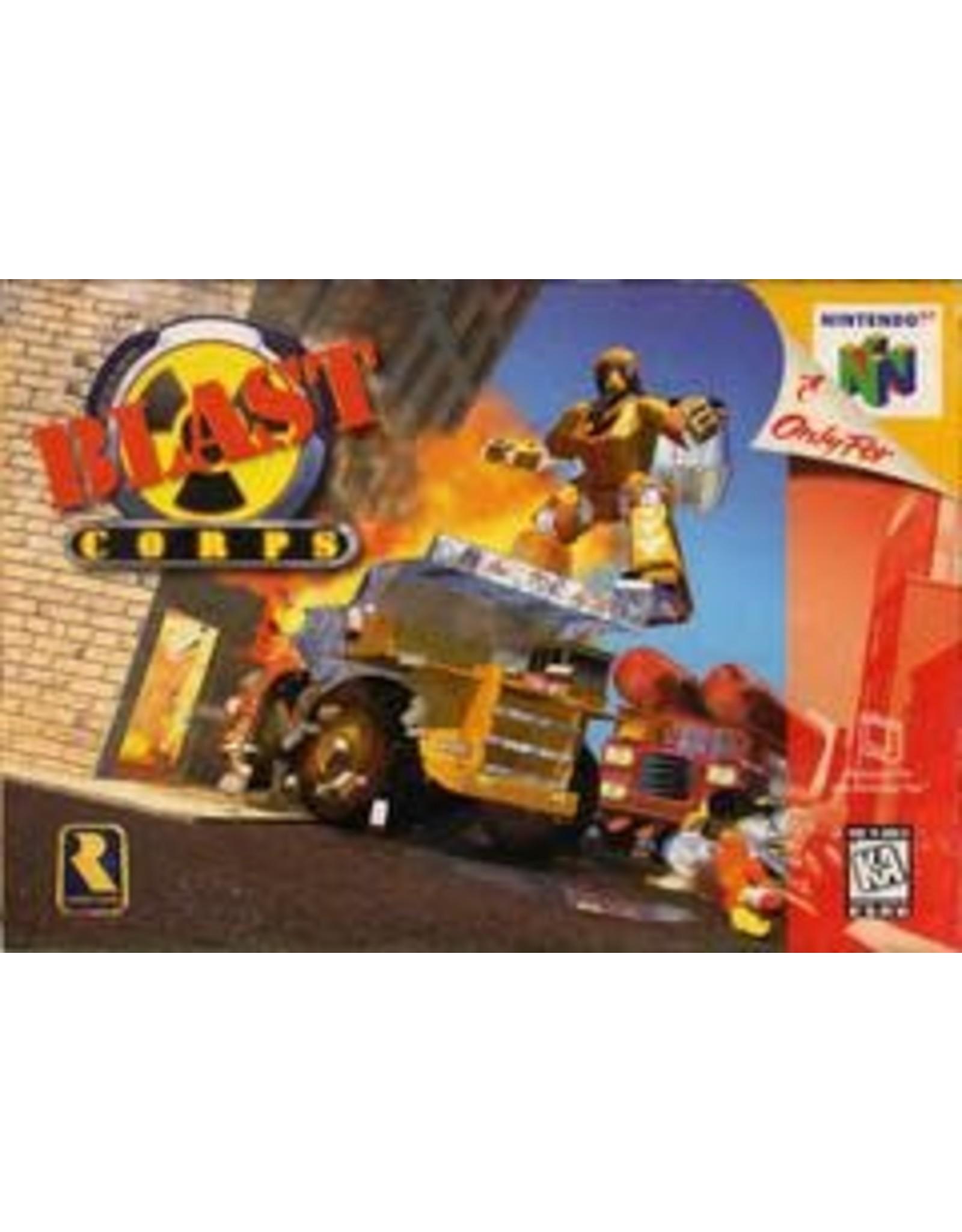 Nintendo 64 Blast Corps (Cart Only)
