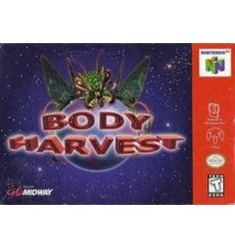 Nintendo 64 Body Harvest (Cart Only)