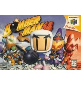 Nintendo 64 Bomberman 64 (Cart Only)