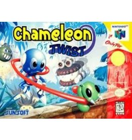 Nintendo 64 Chameleon Twist (Cart Only)