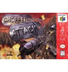 Nintendo 64 Chopper Attack (Cart Only)