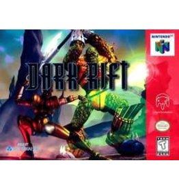 Nintendo 64 Dark Rift (Cart Only)