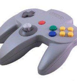 Nintendo 64 N64 Grey Controller