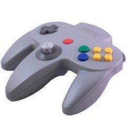 Nintendo 64 Nintendo 64 N64 Controller Grey (OEM)