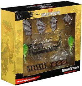 Dungeons & Dragons D&D Icons Ebberon Rising Skycoach