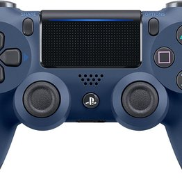 Playstation 4 PS4 Wireless Dualshock 4 Controller (Midnight Blue)