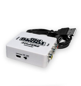 AV to HDMI Converter (Old Skool)