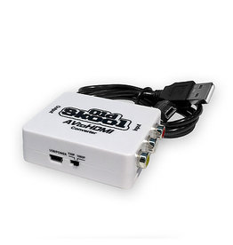 AV to HDMI Converter (Old Skool)
