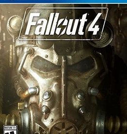 Playstation 4 Fallout 4 (Used)