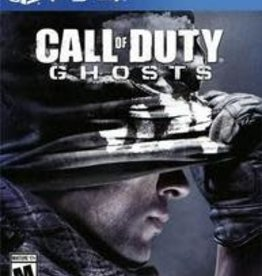 Playstation 4 Call of Duty Ghosts (Used)