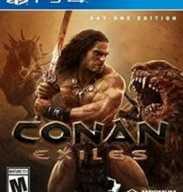 Playstation 4 Conan Exiles