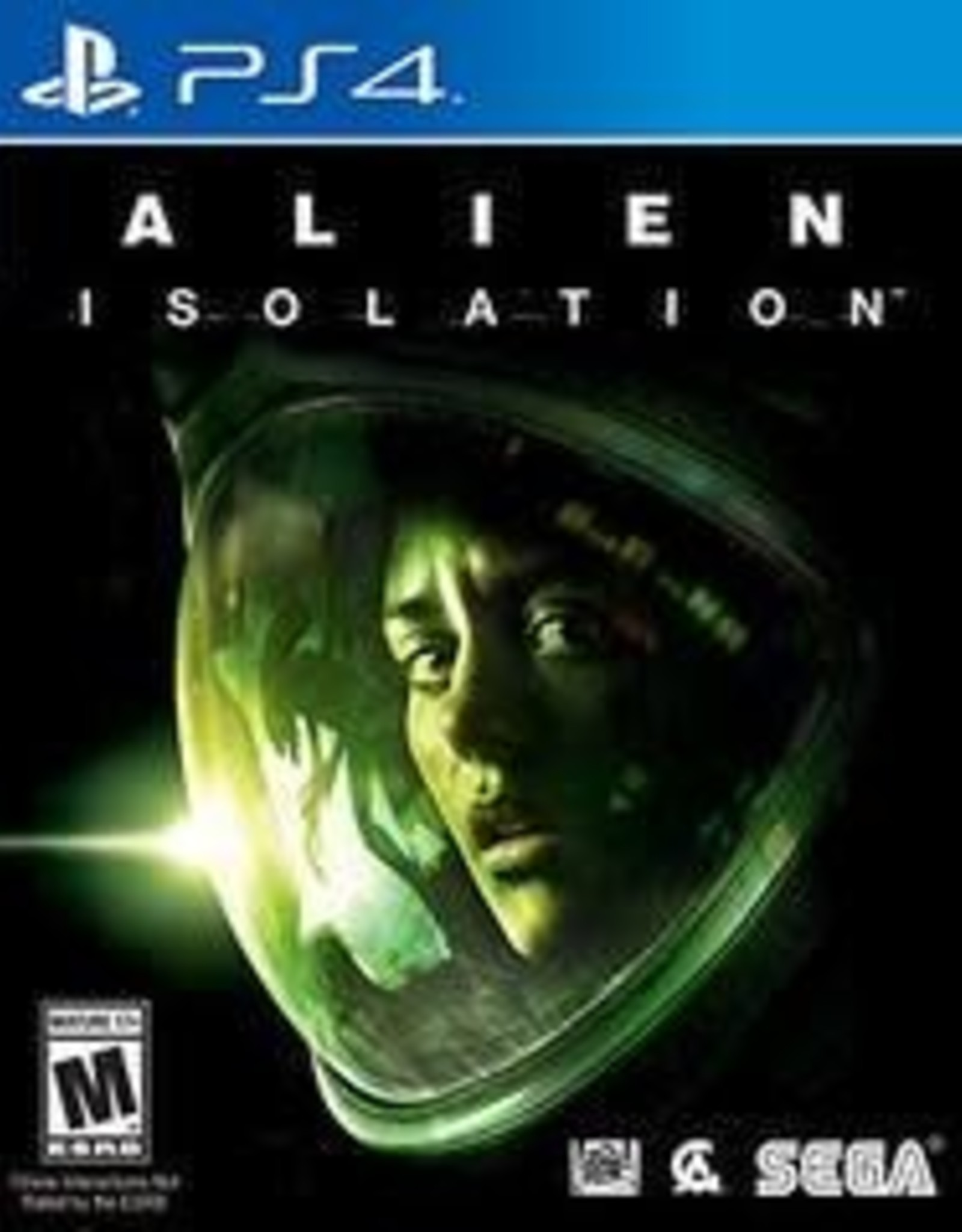 Playstation 4 Alien: Isolation (Used)