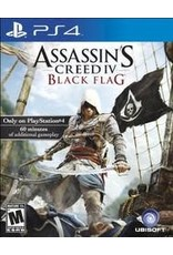 Playstation 4 Assassin's Creed IV: Black Flag (CiB)