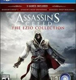 Playstation 4 Assassin's Creed The Ezio Collection