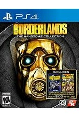 Playstation 4 Borderlands: The Handsome Collection (CiB)