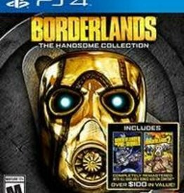 Playstation 4 Borderlands: The Handsome Collection (Used)