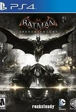 Playstation 4 Batman: Arkham Knight (Used)