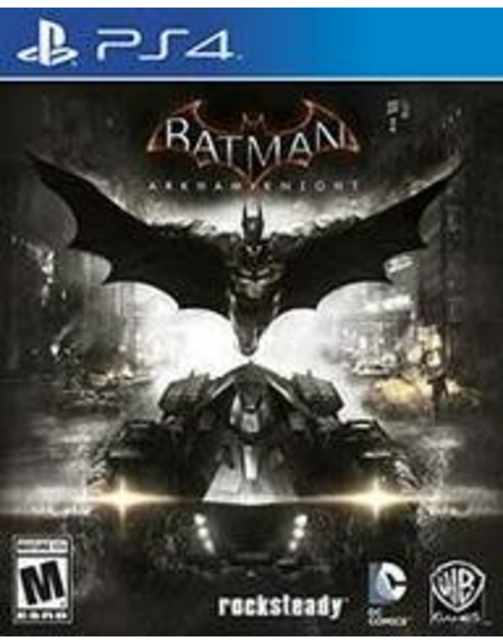 Playstation 4 Batman: Arkham Knight (CiB)