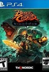 Playstation 4 Battle Chasers: Nightwar