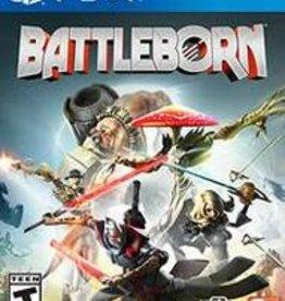 Playstation 4 Battleborn