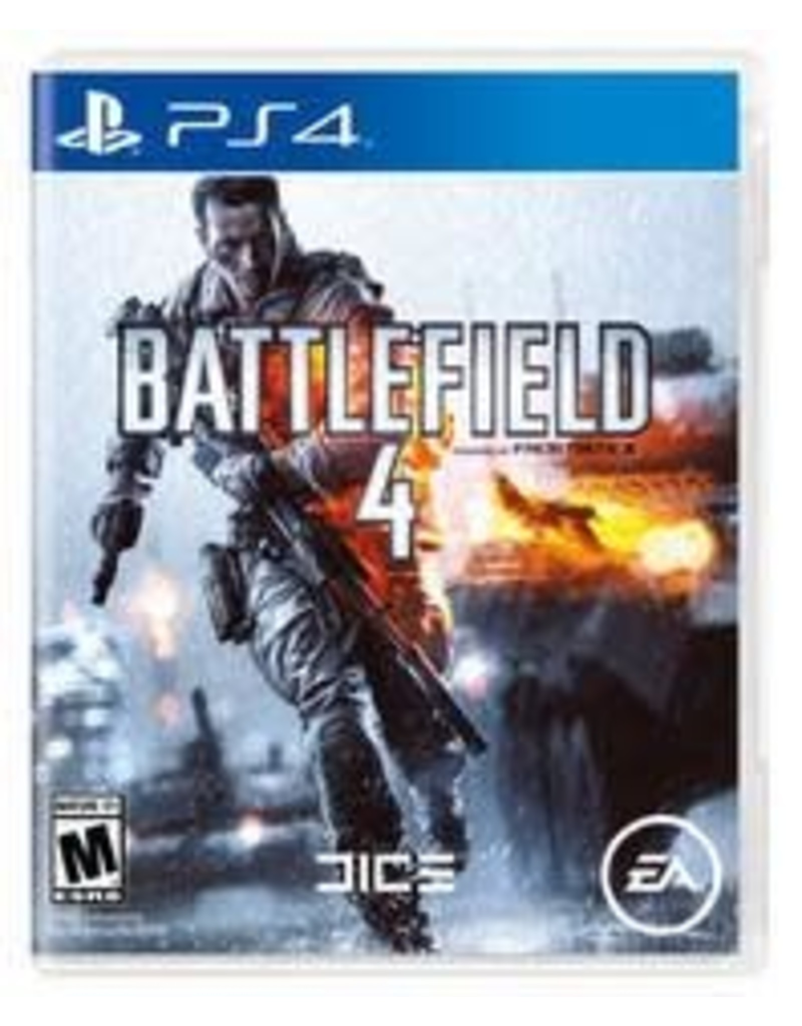 Playstation 4 Battlefield 4 (Used)