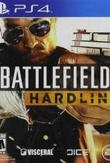 Playstation 4 Battlefield Hardline (Used)